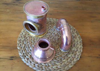 Copper Distillation Components