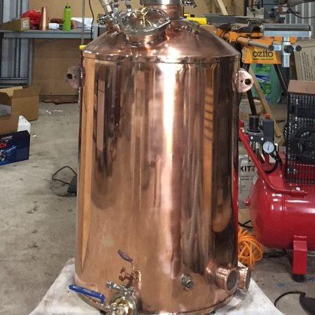 Chester – The Copper Still Boiler 120 Litre