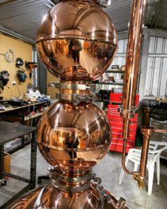 gin still, copper still, copper art, distilling, whisky, whiskey, vodka, distillers, micro distillery